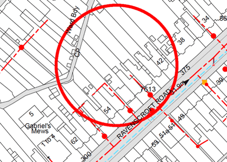 Water Drainage Maps